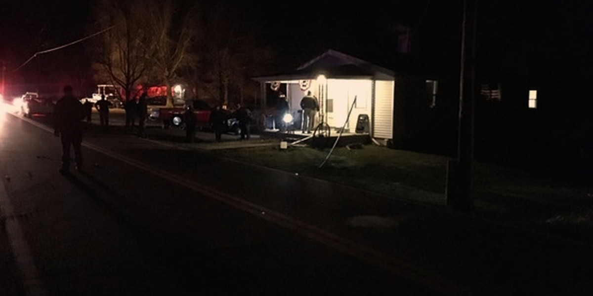 1 person in custody after SE Indiana standoff