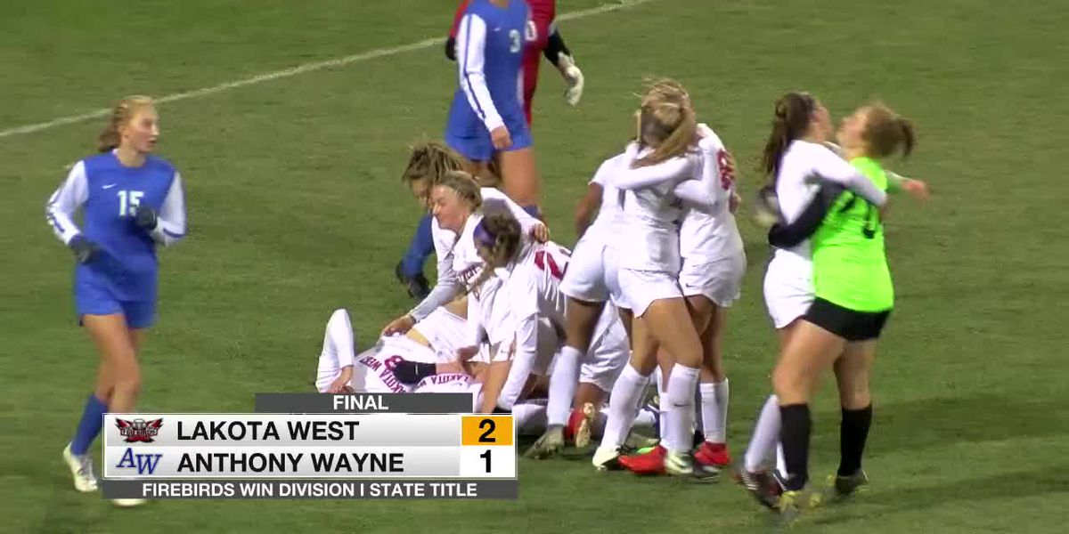 Lakota West wins state with dramatic goal