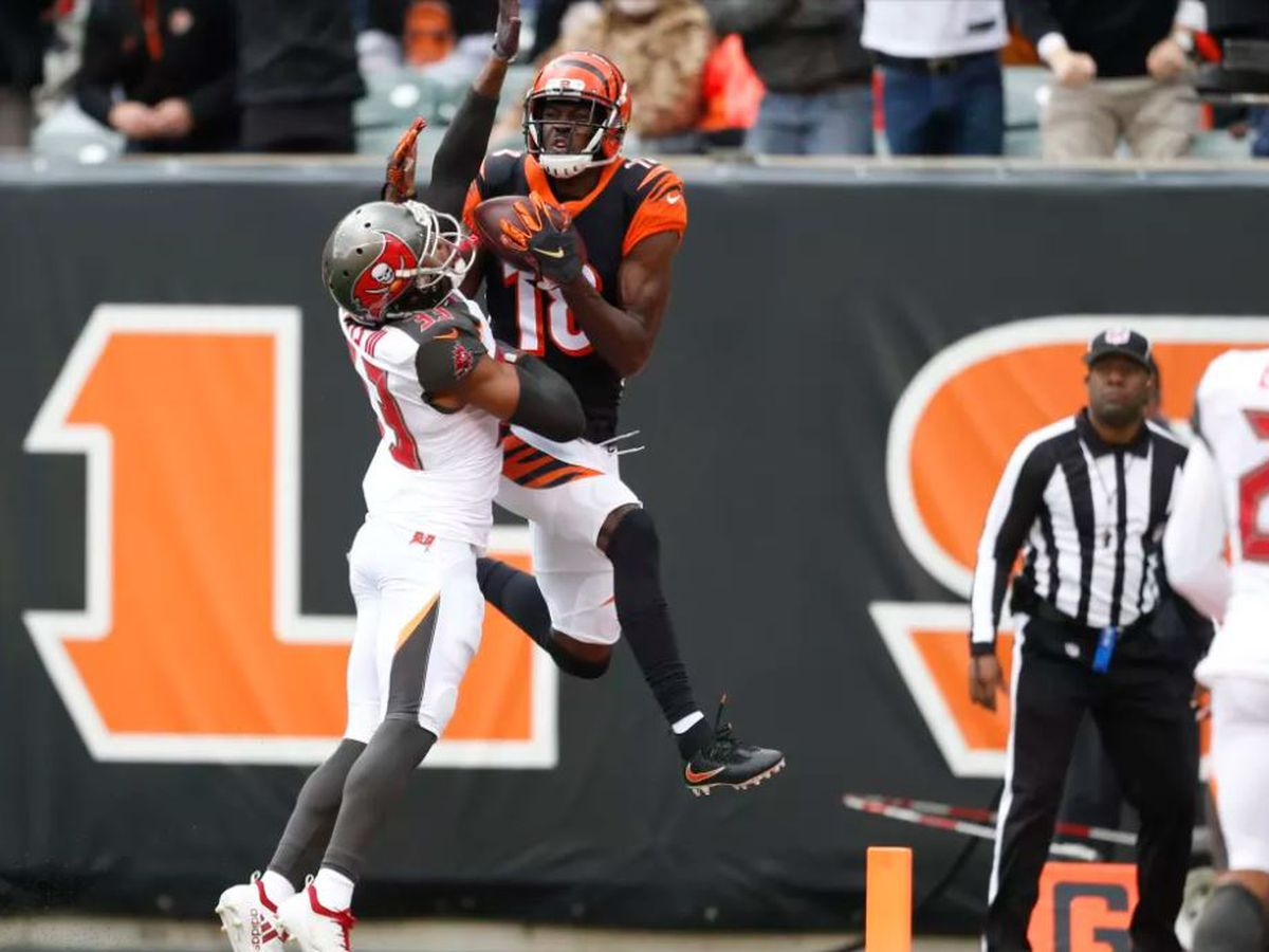 A.J. Green ready to return Sunday: 'I'm here to win'