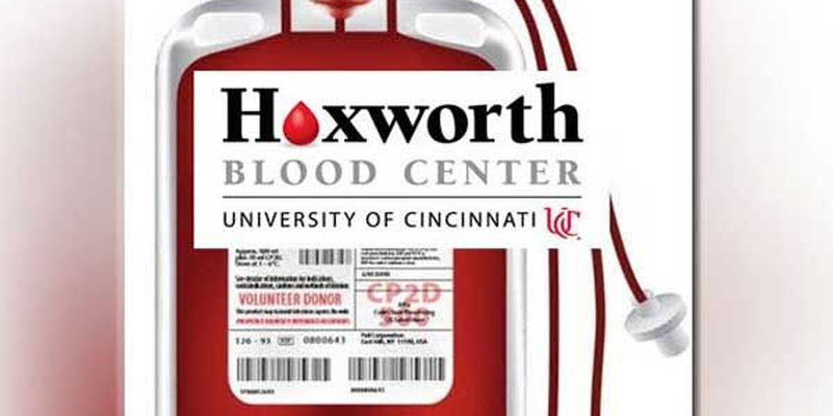 Get free Reds tickets for donating blood with Hoxworth