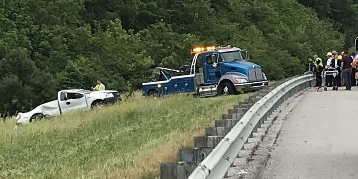 1 killed in Campbell Co. crash on AA Highway