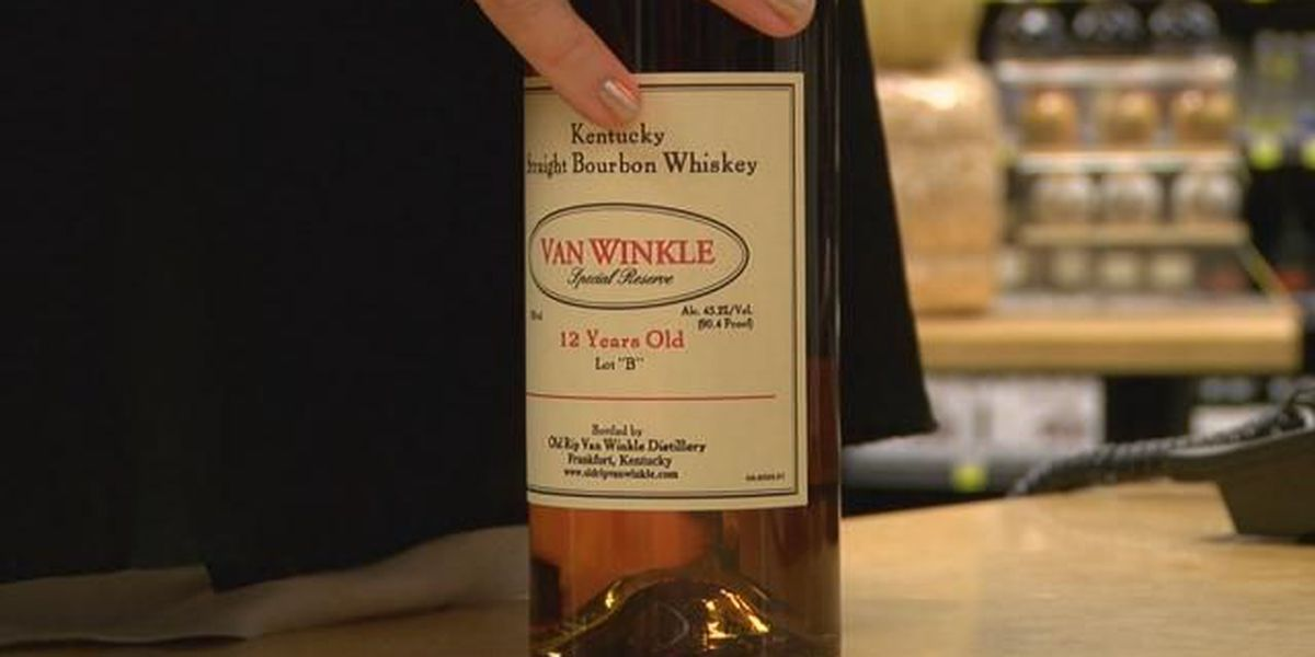 How far are you willing to drive for a chance at Pappy Van Winkle?