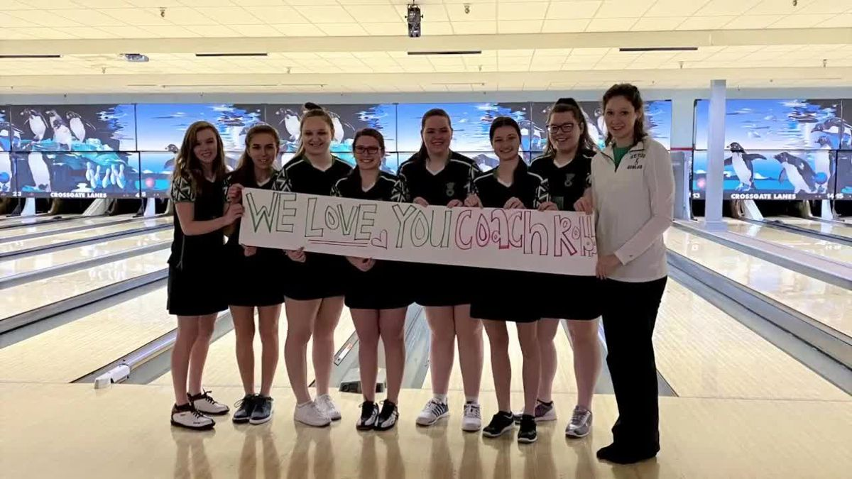 Bowling community is #RobbStrong