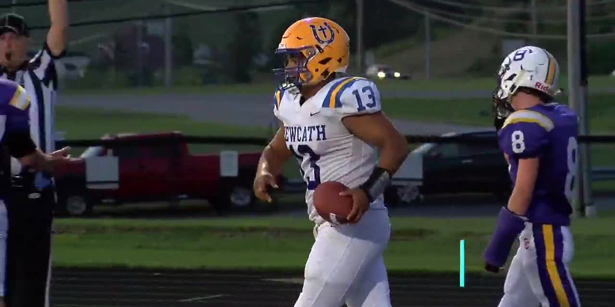 New Cath uses big second half to beat Campbell County