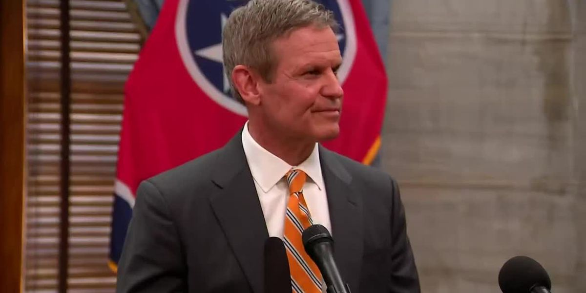 Tennessee governor announces federal pandemic unemployment programs to end in July