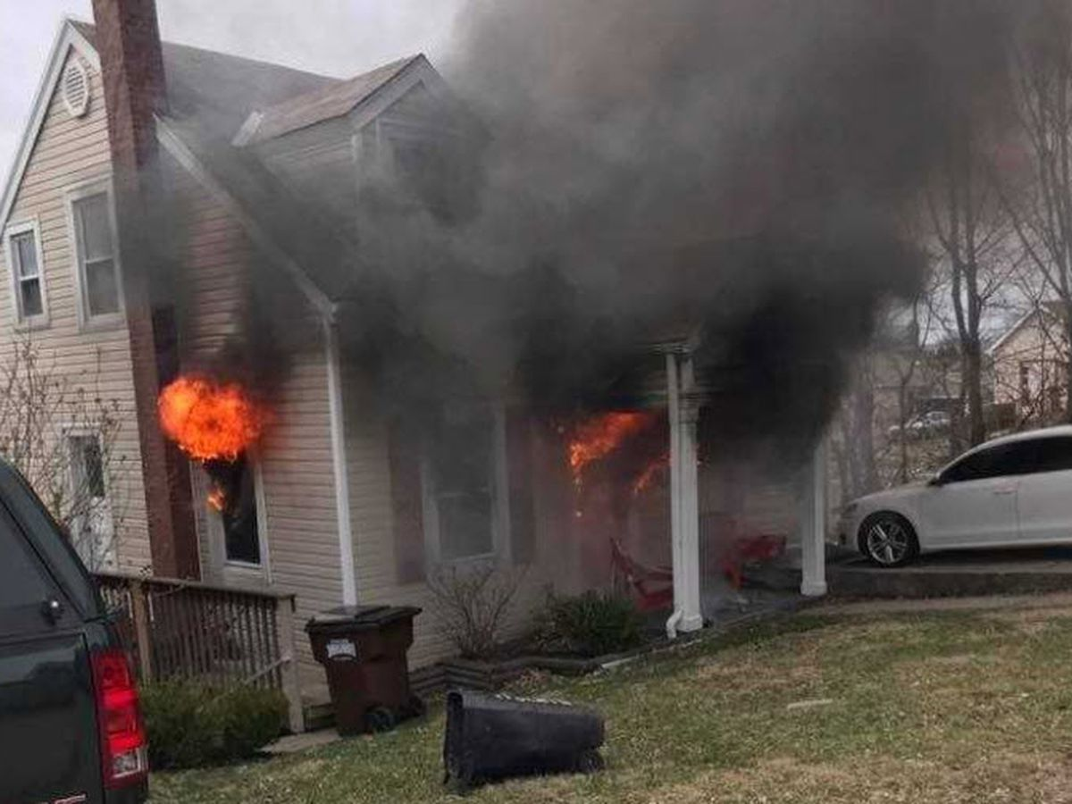 Robotic vacuum to blame for KY house fire?