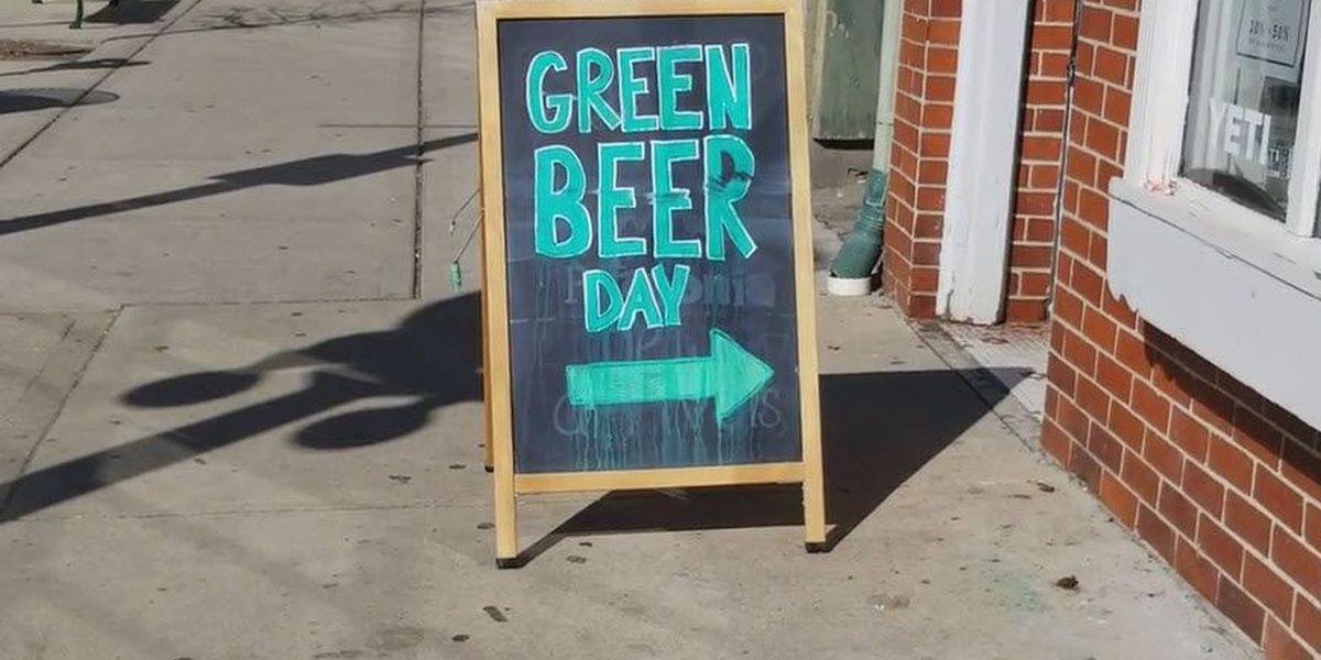 Green Beer Day: First OVI arrest at 8 a.m.
