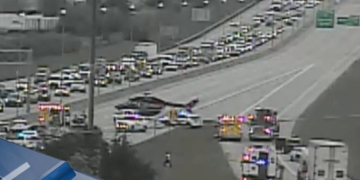 Man flown to UC with critical injuries after I-275 crash