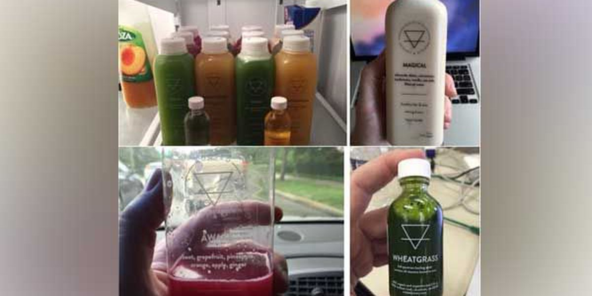 Rob Williams: Ever Thought of a Juice Cleanse?