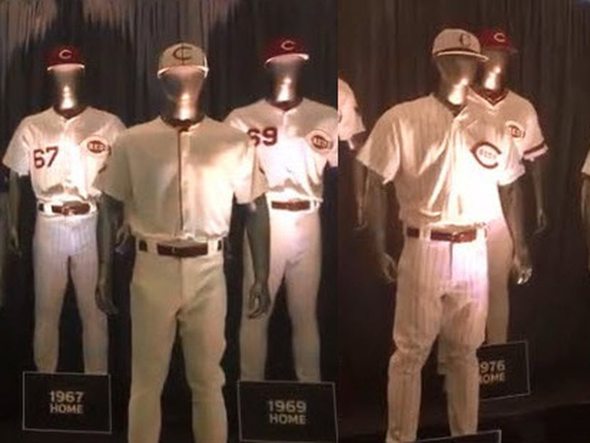 Cheers to 150 years: Reds to wear 15 different throwback uniforms in 2019