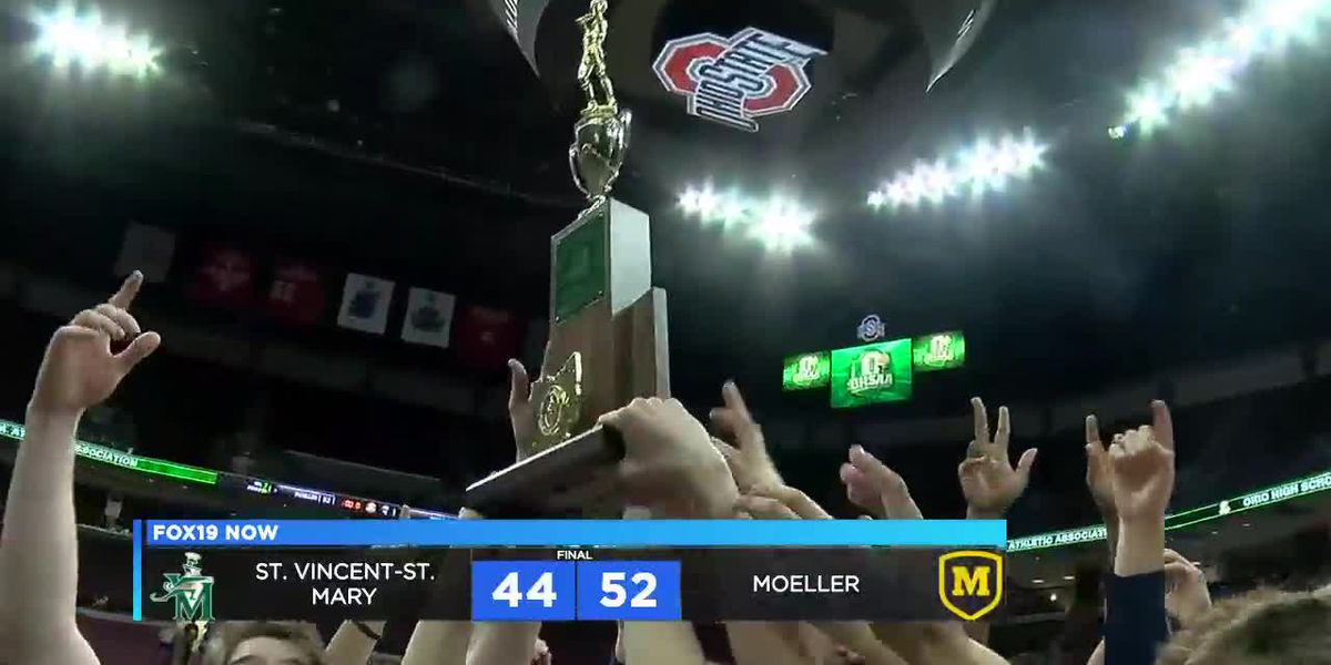 Moeller wins state championship