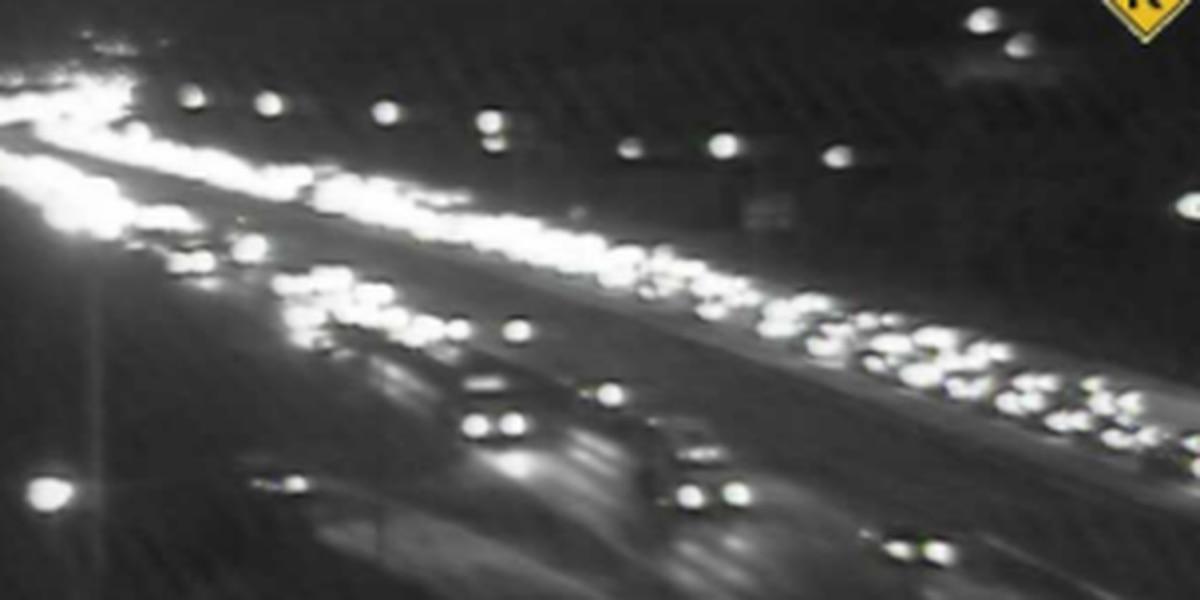 Crash clears WB I-275 in NKY