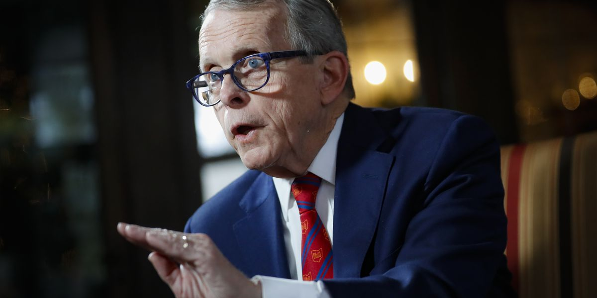 Gov. DeWine issues stern warning about 'reckless behavior' when asked about potential shelter-in-place order