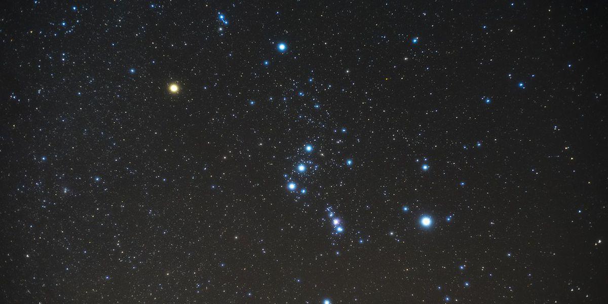 Look up, stargazers: Orionid meteor shower expected to peak this weekend