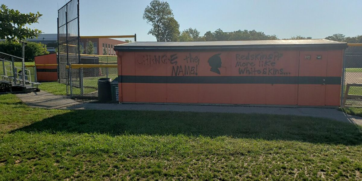 Sheriff: Anderson High School vandalized with phrases containing 'racial overtones'