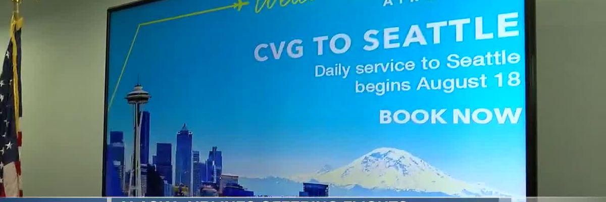New airline coming to CVG