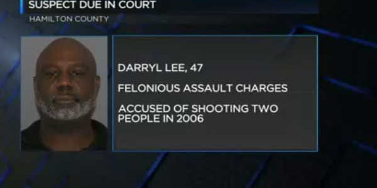 Suspect arrested in 2006 double shooting