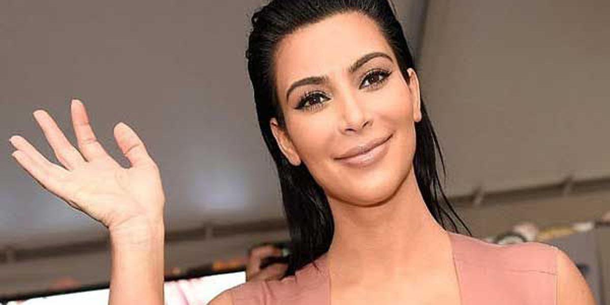 Iran: Kim Kardashian is a spy