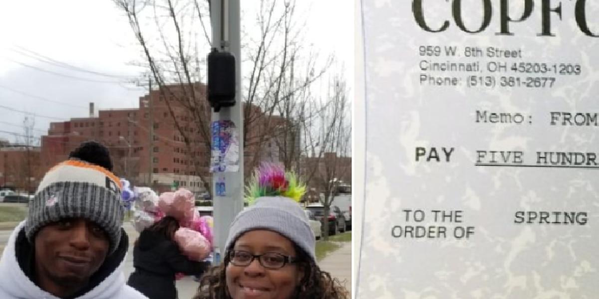 Police raise funeral money for girl killed in crash near Cincinnati Zoo