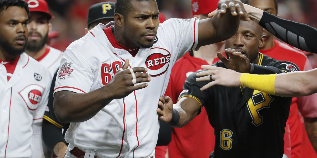 MLB lays hammer down with suspensions for Reds, Pirates