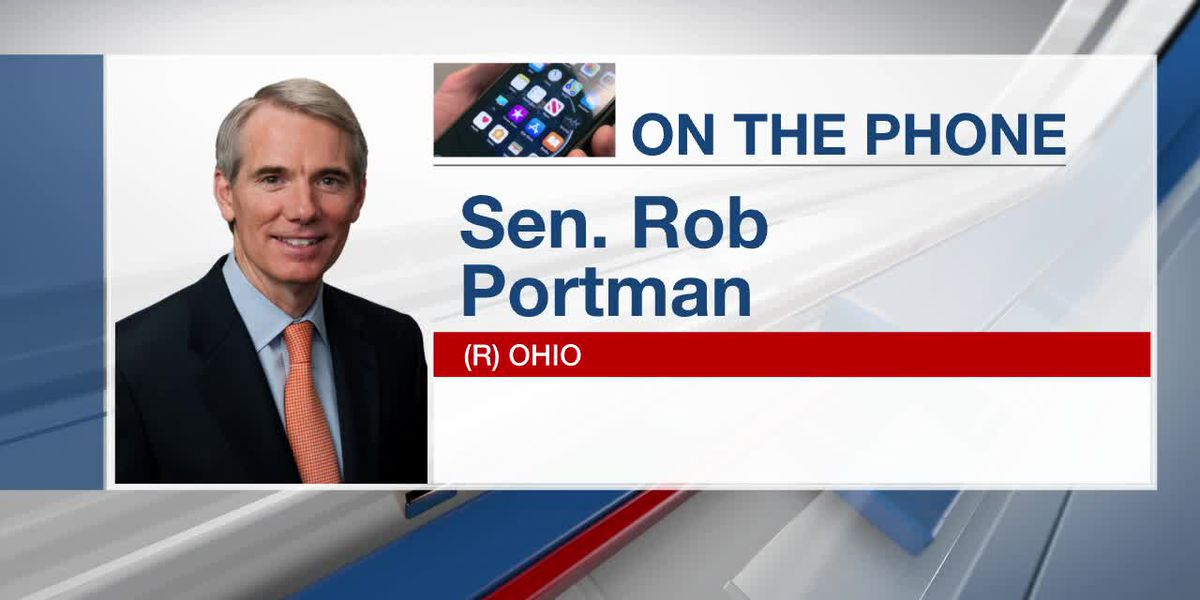 Senator Rob Portman on relief for small businesses in the federal aid bill