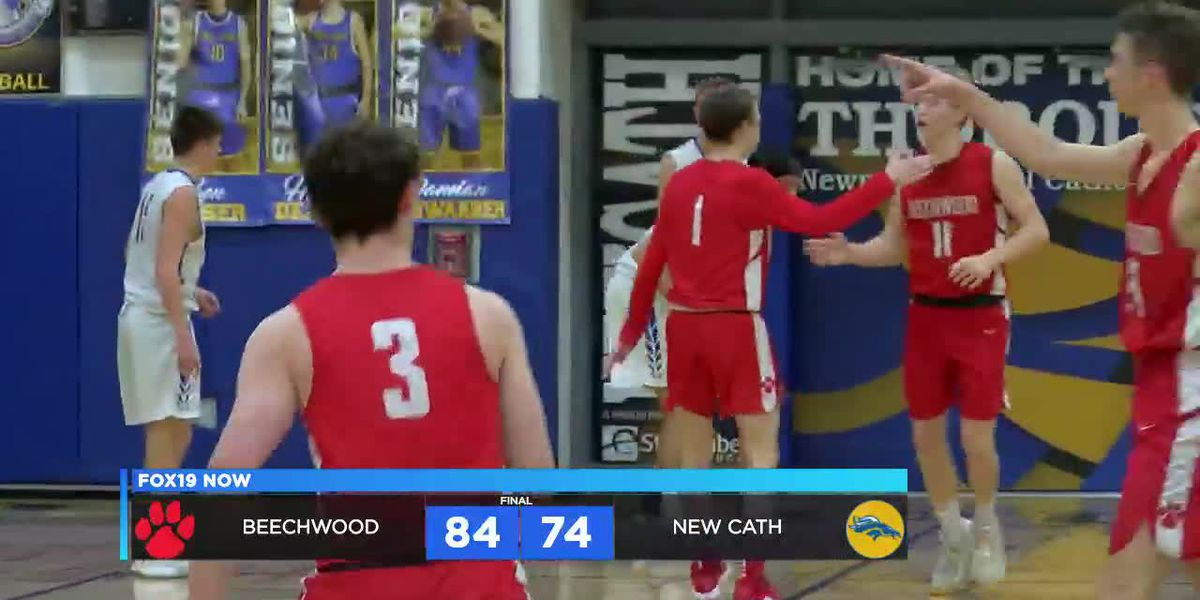 Beechwood takes down New Cath on the hill