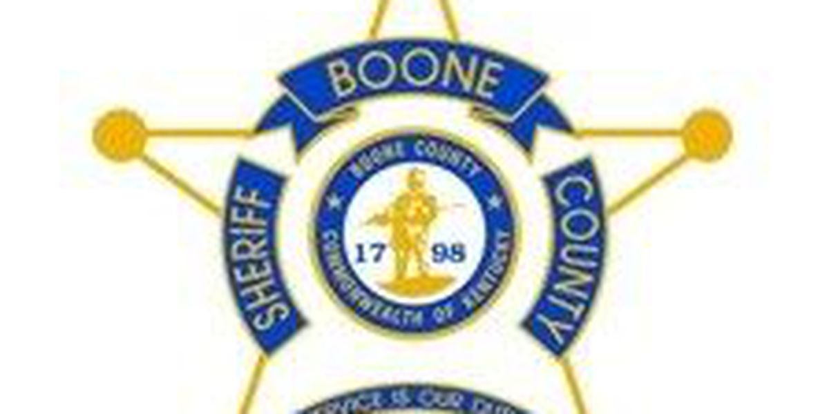 Boone County Sheriff temporarily steps down