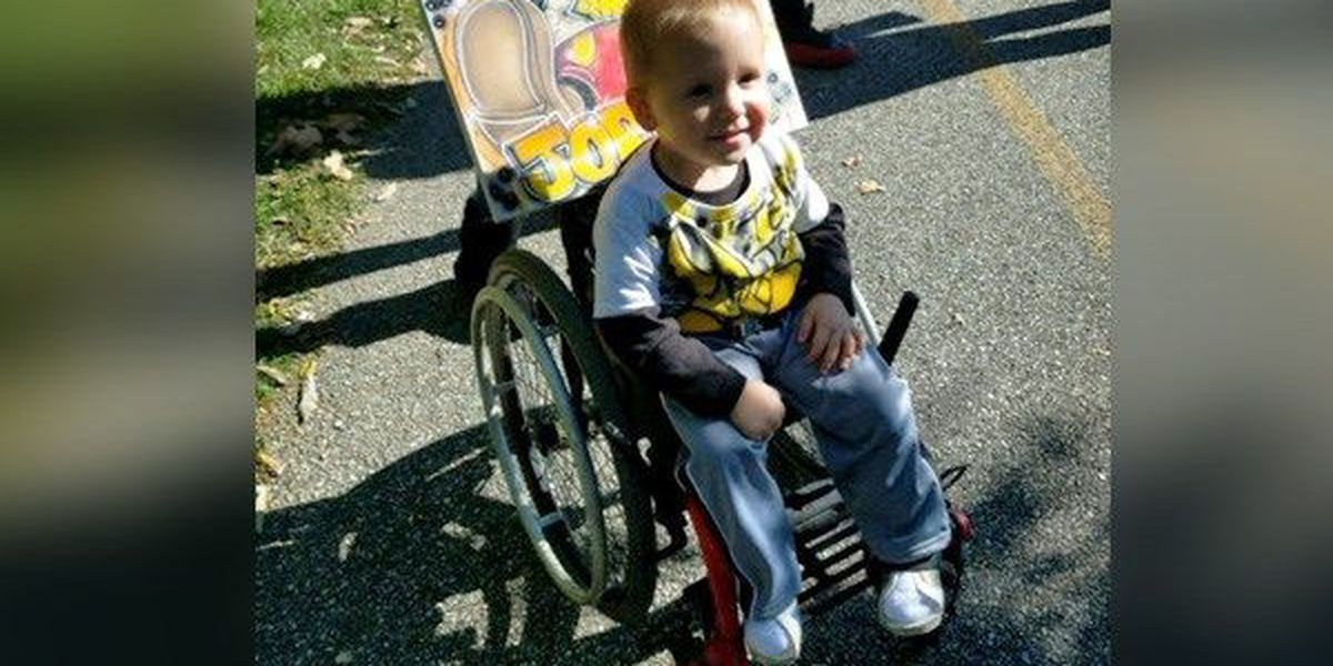 3-year-old's wheelchair stolen in NKY