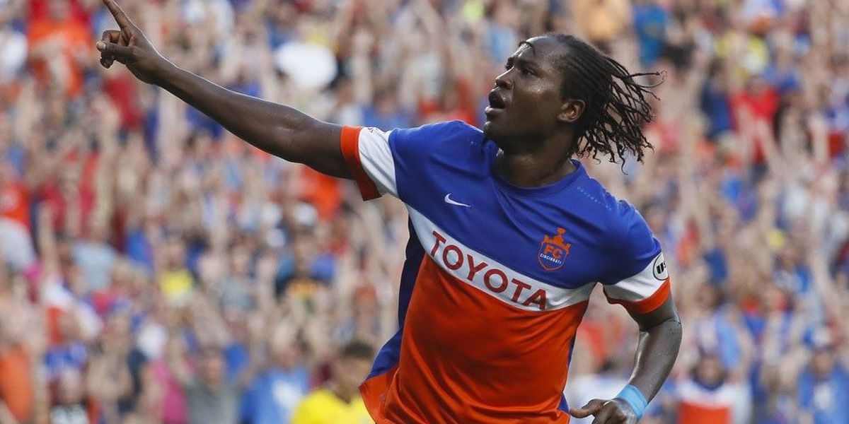 FC Cincy to take on Chicago Fire of MLS in the Open Cup Round of 16