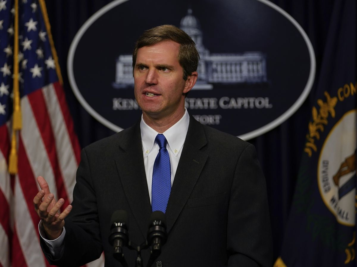 Beshear: Pandemic 'laying bare' racial inequalities at heart of protests