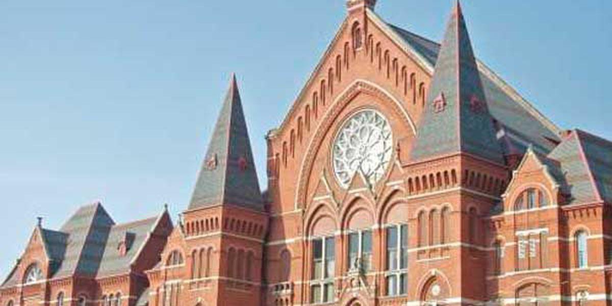 Simulated gunfire planned Thursday inside Music Hall