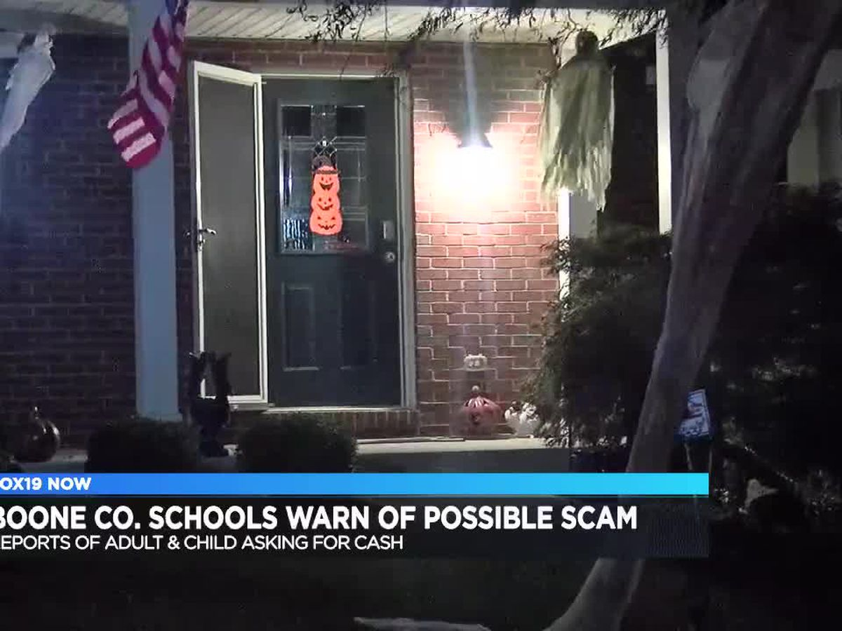 Boone County officials warn of possible door-to-door fundraising scam
