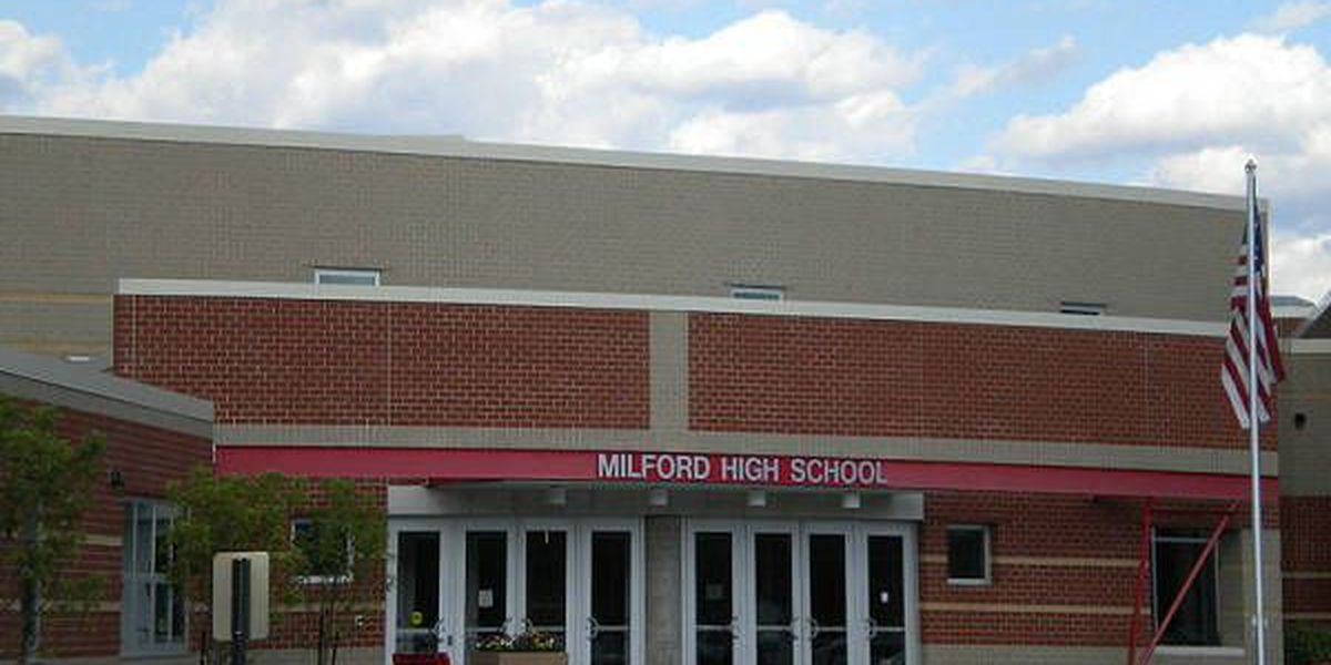 Milford High School moves to remote learning following rise in COVID-19 cases