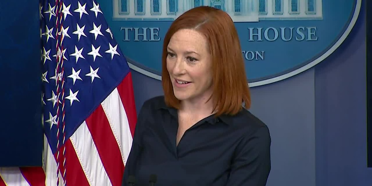 White House on Biden's border crisis comments