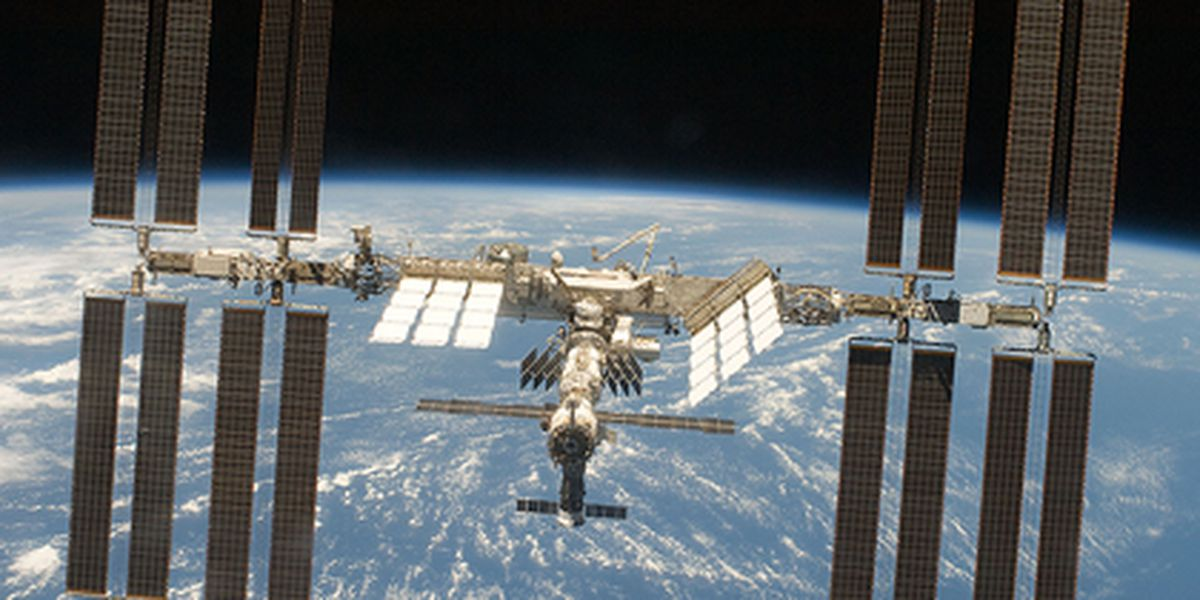 Look up: International Space Station flying over Tri-State Wednesday night