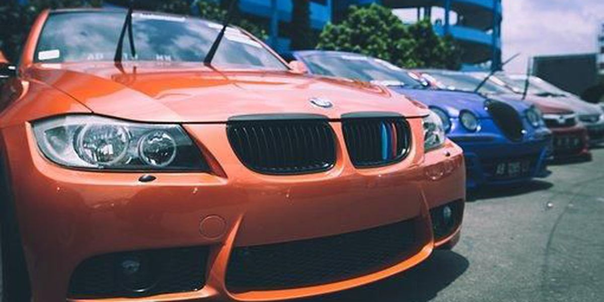 BMW found six months after driver lost it in parking garage