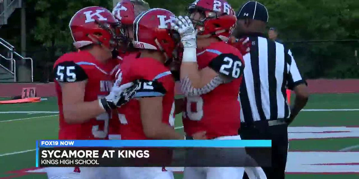 Sycamore outlasts Kings 31-24