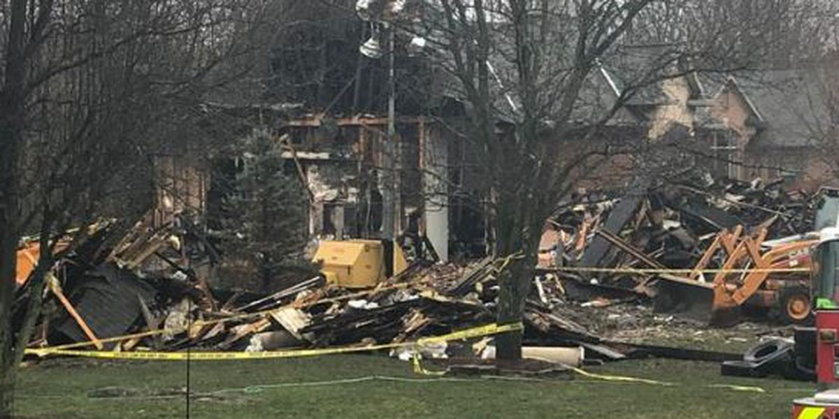 Body recovered days after house fire in Triple Crown neighborhood