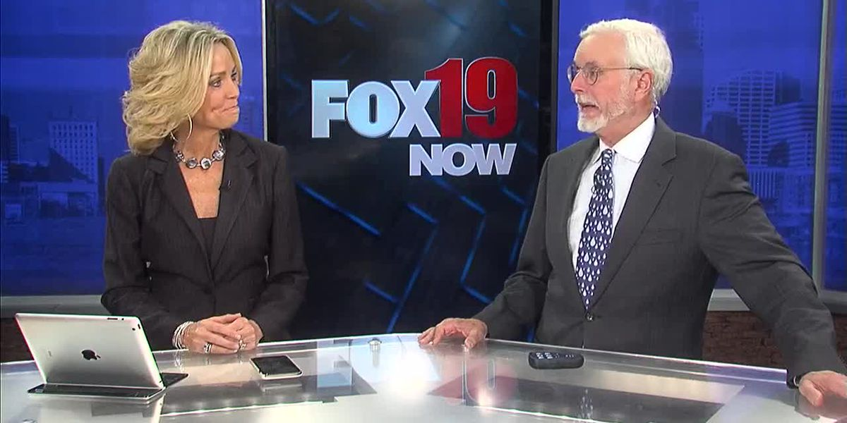 FOX19 News at 4 p.m., November 19, 2018