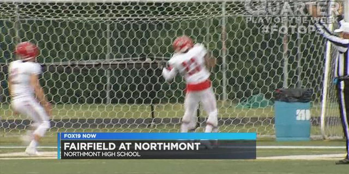 Fairfield makes FQ Top 3 in Northmont loss