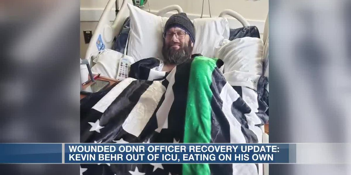 Wounded ODNR officer out of ICU, making progress