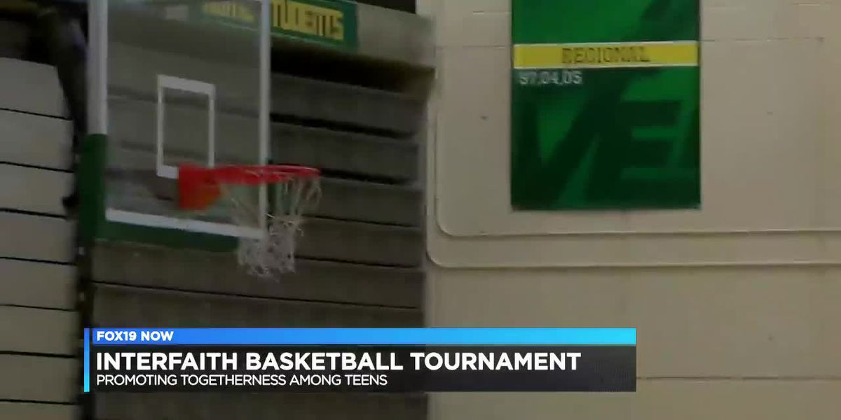 Interfaith basketball tournament promotes togetherness among teens