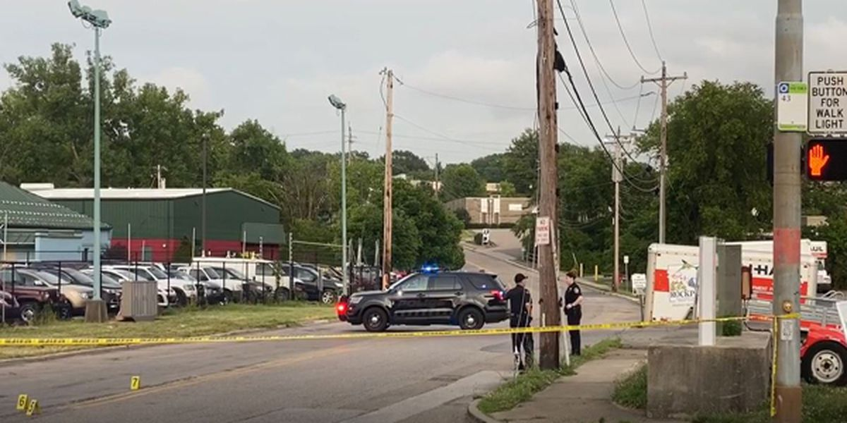 Person hospitalized following shooting in Reading, police said