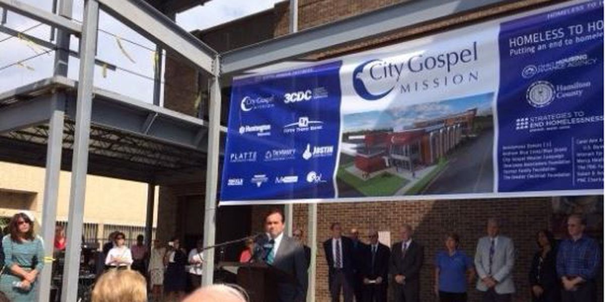 City Gospel Mission celebrates new location in Queensgate