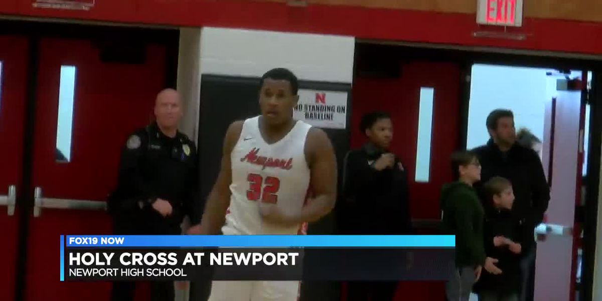 Newport holds off late comeback by Holy Cross