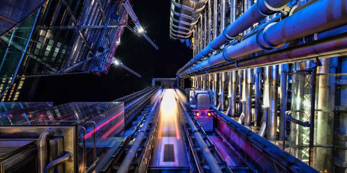 German company tests going sideways in elevator