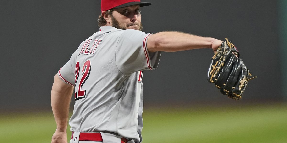 Wade Miley named National League Player of the Week