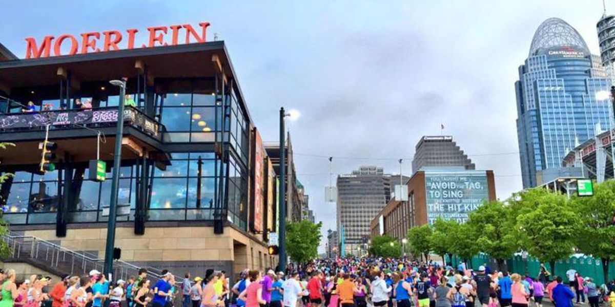 The 7 best spots to watch the Flying Pig Marathon
