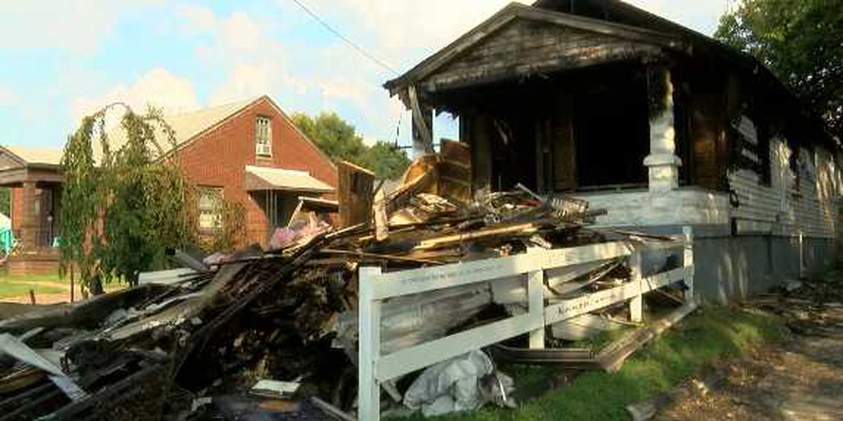Louisville man charged with arson in 6th St. house fire