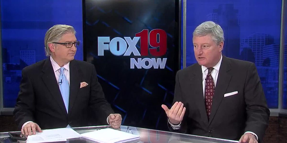 FOX19 News at 4 p.m., January 18, 2019.